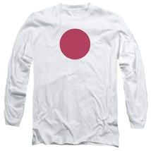 Bloodshot Chest Logo Long Sleeve T Shirt Valiant Comics graphic tee Rai VAL114 image 1