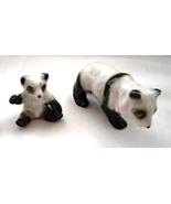 Vintage Miniature Panda Bears Bone China Hi Style by Bridge - $16.99