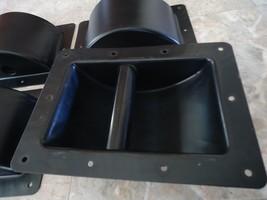 Recessed Metal / Steel Handle Original From B-52  SR-15 speakers (Pair) - $23.03