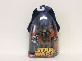 "STAR WARS Commander Gree 3.75"" Action Figure Revenge of the Sith - $21.77"