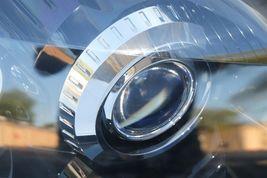 08-09 Saturn Astra Headlight Head Light Lamps SET L&R =>POLISHED image 4
