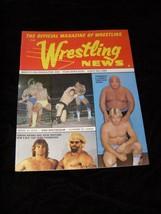 Wrestling News Magazine #65 1980 Jerry Jarrett Yamamoto Jesse Ventura Ad... - $16.99