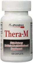 Thera-M Multivitamin Multimineral Supplement Tablet 130 ct (5 Pack) - $42.16
