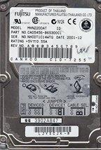 MHN2200AT, PN CA05456-B65300C1, Fujitsu 20GB IDE 2.5 Hard Drive