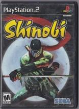 Shinobi (PlayStation 2, 2002) - $14.04