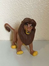 "Action Figure Disney Lion King Guard Simba Adult 3"" PVC Cake Topper - $4.46"