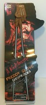 A Nightmare on Elm Street Freddy Kreuger Slasher Glove Novelty Chopstick... - $6.85