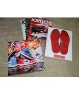 Encyclopedia Of Air Jordans 2016 + Calendar + Vol 1 2 3 Slam Kicks Jorda... - $499.00