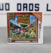 New Nintendo 3DS Animal Crossing New Leaf - Welcome Amiibo - $23.99