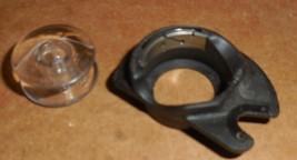 Singer 834 Stylist Bobbin Case #172082-1 w/Plastic Bobbin #172336 - $18.00