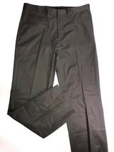 New express producer pants men's 36 x 34 brown Green black Dress Slacks ... - $42.75