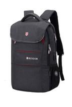 RUIGOR CITY 64 Laptop Backpack Dark Grey - $58.95