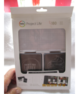 Becky Higgins-Project Life-Good Times-opened box-165 pieces - $30.00