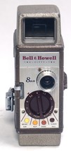BELL + HOWELL 252 Two-Fifty-Two Vintage Movie Film Camera 10mm f/1.9 Len... - $43.20