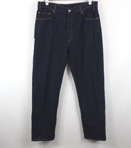 Vintage 90s Neuf Levis Homme 36x30 647 Standard Jambe Droite Jeans Panta... - $55.21