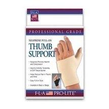 ProLite Neoprene Pull-On Thumb Support, Medium Beige - £11.39 GBP
