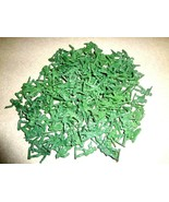 """144 Green Plastic Mini Army Men 1"""" Inch Bulk Action Figures Toy Soldier ... - $18.45"""