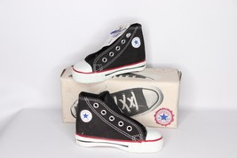 Vtg 90s New Converse Kids Size 6.5 Toddler Small Star Hi Chuck Taylor Sh... - $144.49