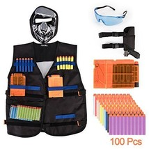 Tactical Vest Kit for Nerf Guns N-Strike Elite Series plus Tactical Wais... - $47.97