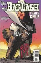 (CB-6} 2008 DC Comic Book: Bat Lash #6 - $2.00
