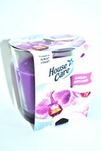 House Care Angel Orchid Jar Candle, 3 oz - $2.50