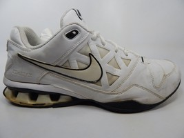 Nike Reax TR 6 Size 12 M (D) EU 46 Men's Cross Training Shoes White 454124-101