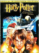 HARRY  POTTER  AND THE SORCERER'S STONE  ~  2 DVD SET ~ WIDESCREEN ~ 2002 - $2.99