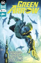 Green Arrow #35 DC Comics First Print NM - $3.95
