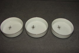 Fukagawa Arita 713 Star Cross China: Lot of 3 F... - $7.00