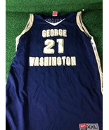 George Washington University Team Issued Nike #21 Adair 2XL Jersey - $29.99