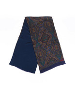 Chanel Paisley Cashmere Silk Scarf - $340.00