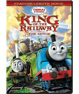Thomas & Friends King of the Railway  The Movie (DVD) - $2.75