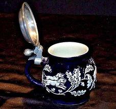 Heinz Bamberg MangerLidded Beer Stein Tin Top Bamberg #1430 0.5 LAA18-1268 image 5