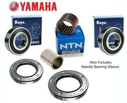 Rear Wheel Bearings & Seals for Yamaha YZF R6 S 2006-2009 JAPANESE - $38.23