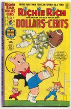 Richie Rich Dollars and Cents #83 1977- Harvey comics VG - $15.13