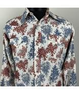 Vintage H Bar C California Ranchwear Pearl Snap Western Button Shirt Med... - $99.99