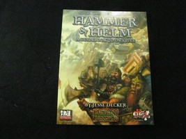 D&D 3.0 Hammer & Helm A Guidebook to Dwarves D20 system Races of Renown - $18.57