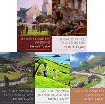 IRISH COUNTRY Series by Patrick Taylor LARGE TRADE PAPERBACK Collection ... - $68.99
