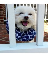 Puppy Bumpers Keep your Dog on the Safe Side of the Fence. Blue Classic ... - $24.49