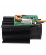 12W Blue Light Laser Module 450nm TTL 12V High Power DIY Metal Wood Engr... - $529.46
