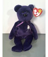 Princess Diana Beanie Baby~1997 P.E. Pellets With Errors and Rarities - $38.11