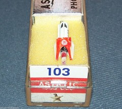 ASTATIC 103 PHONOGRAPH CARTRIDGE NEEDLE for EV 61 Admiral 98C98 Admiral 98C99-97 image 2