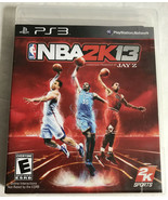 PS3 NBA 2K13 videogame Sony Playstation 3 Complete - $0.97