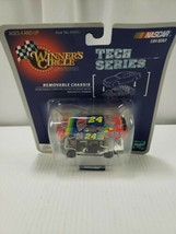 1998 Nascar Winners Circle Tech Series 1:64 Scale #24 Jeff Gordon Dupont Car - $5.90