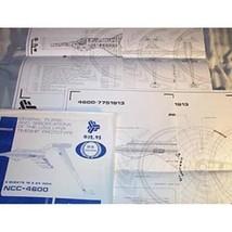 Star Trek N.G U.S.S. Lynx Timeship Prototype Blueprints - $12.60