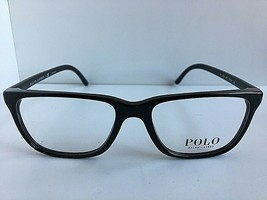 New Polo Ralph Lauren Rx PH 21295517 Black Men's Eyeglasses Frame   - $89.99