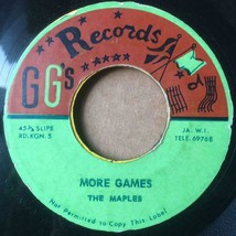 Reggae Record 7 Inch Early Cover Song - $195.42