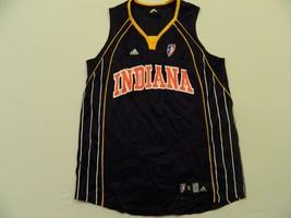 M93 New ADIDAS WNBA Indiana Fever Blue Blank Basketball Jersey Shirt WOM... - $19.75