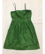 J Crew Women's Green Dress Size 4P - $25.73