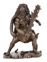 8.25 Inch Hercules Grecian God Warrior Resin Statue Figurine - $67.39